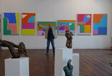 Early Exhibitions in RussiaРанние выставки в России